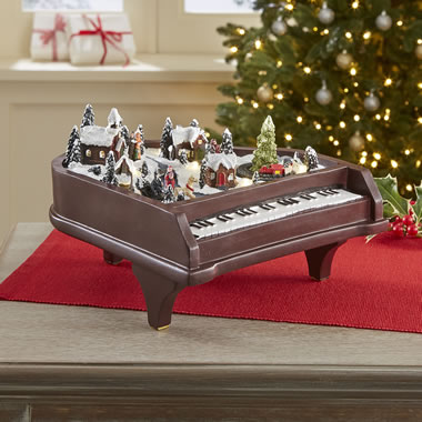 The Animated Christmas Carol Piano