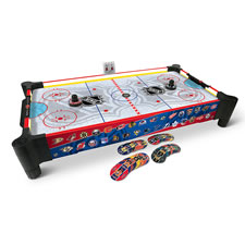 The NHL Rivalry Tabletop Air Hockey Game