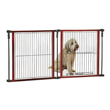 Two Additional Panels For The Pet's Pen Or Gate