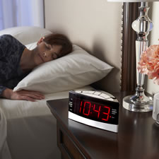 The Sleep Sound Alarm Clock