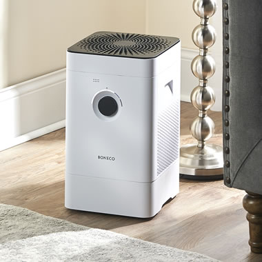 The Air Purifier And Humidifier
