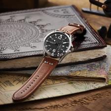 The Classic Aviator's Watch