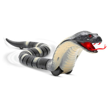 The RC Slithering King Cobra