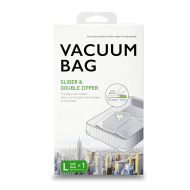Large Bag For The Travel Vacuum Compressor