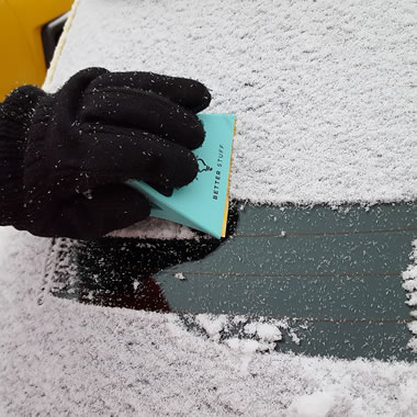 The Better Grip One Swipe Ice Scraper