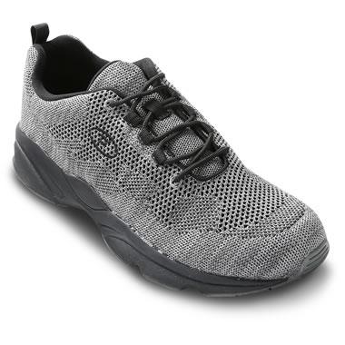 The Stability Enhancing Neuropathy Sneakers (Men's) Dark Gray