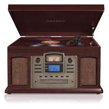 The LP/Cassette to CD Audio Enhancing Converter