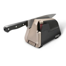 The Professional Grade Electric Knife Sharpener