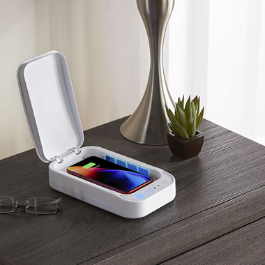 The 10 Minute Smartphone Sanitizer