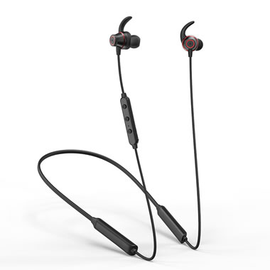The Noise Cancelling Bluetooth Earbuds Hammacher Schlemmer