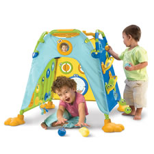 The Award Winning Creative Play Foldaway Fort