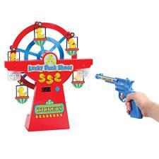 The Unlucky Duck Shooting Arcade