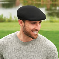 The All Season Crushable Wool Cap