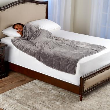 The Sleep Improving Weighted Blanket