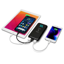 The Four Device Wireless Charging Power Bank