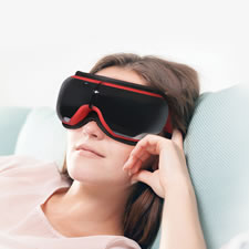 The Headache And Tension Relieving Eye Massager