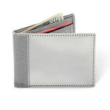 The Thinnest Stainless Steel Wallet
