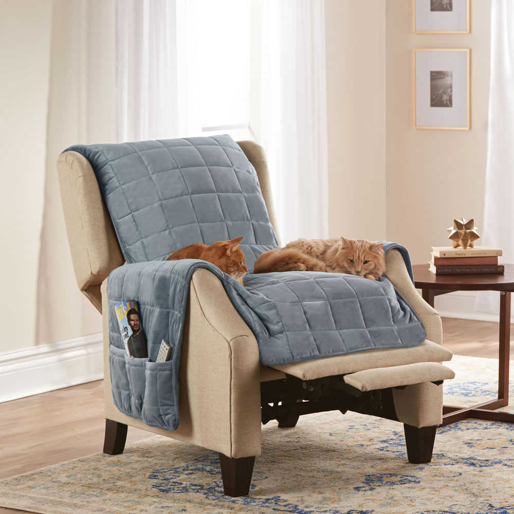 Prime The Non Slip Furniture Protecting Pet Covers Hammacher Customarchery Wood Chair Design Ideas Customarcherynet