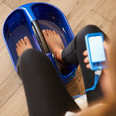 The Neuropathy Pain Relieving Foot Bath