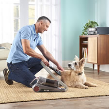 The Pet Grooming Vacuum