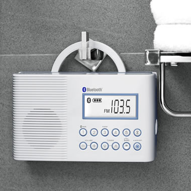 The Best Shower Radio