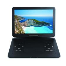 The Large Screen Five Hour Portable DVD Player