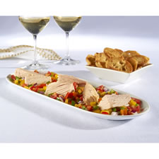 The Iberian Coast White Tuna Fillets