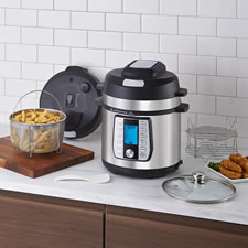 The Air Fryer/Pressure Cooker
