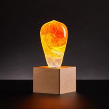 The Mesmerizing Nebula Lamp