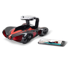 The Live Streaming RC Spy Car