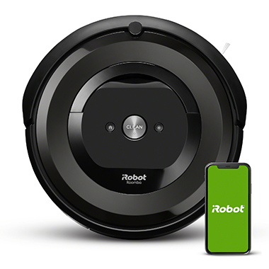 The App Controlled Roomba e5 (5150) suction