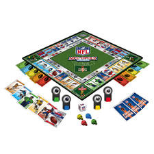 The Junior Sports-Opoly Game