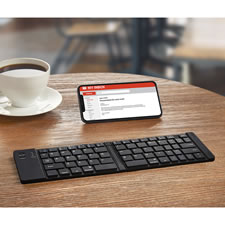 The Folding Pocket Sized Keyboard