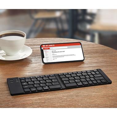 The Folding Pocket Sized Keyboard