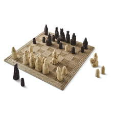 The Handcrafted Isle Of Lewis Classic Chess Set