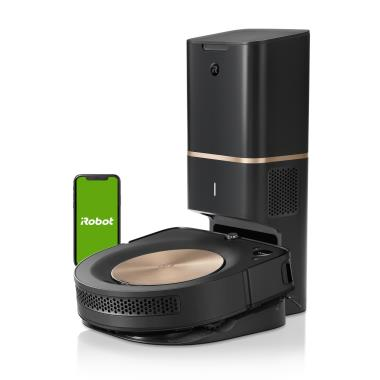 The Most Powerful Roomba s9+ With Automatic Dirt Disposal