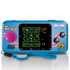 The Pocket Ms. Pac-Man Game