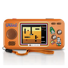 The Pocket Dig Dug Game