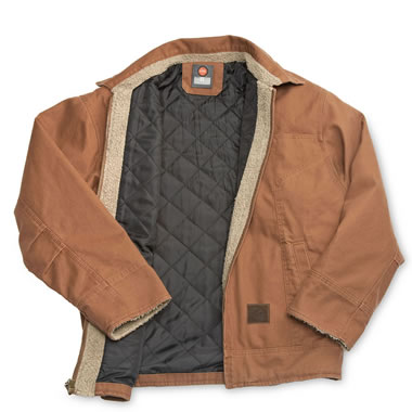 The Authentic Bush Pilot Jacket