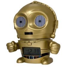 The Star Wars Night Light Clock