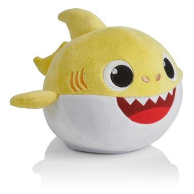 The Singing Animated Baby Shark