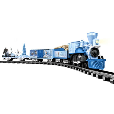 The Disney Frozen Train Set