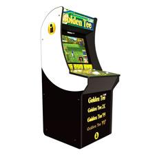 The Golden Tee Home Arcade