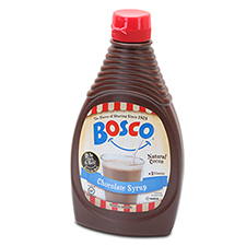 The Classic Bosco Chocolate Syrup
