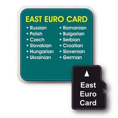 The Second Language Talking Tutor (Eastern European)