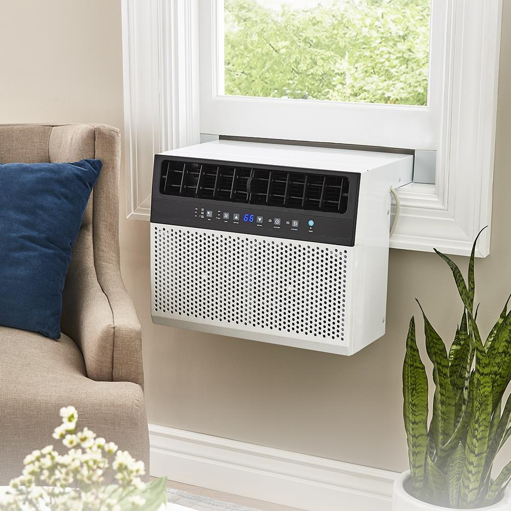 The Over The Sill Low Profile Air Conditioner - Hammacher Schlemmer