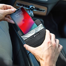 The Anti-Hacking Smartphone Sleeve