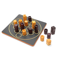 The Award Winning Quarto Board Game