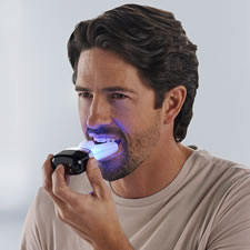 The Whitening And Brushing Mouthpiece