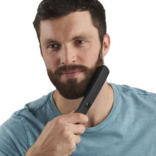 The Only Heated Beard Softener